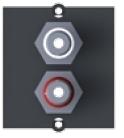 Bachmann Audio Modul Cinch (Stereo)