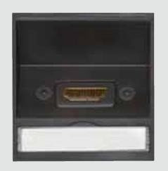 Schulte EvoLine Port HDMI 1.3, 0,2m Kabel